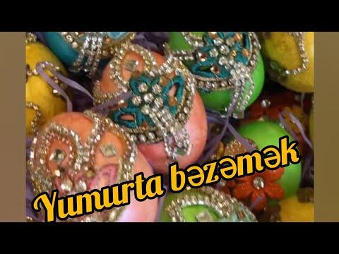 YUMURTA BOYAMAQ/MARAQLI YUMURTA BƏZƏMƏK/NOVRUZ BAYRAMINIZ MÜBARƏK OLSUN/праздник навруз\EGG PAINTING