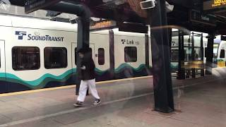 RIDING SEATTLE LINK LIGHT RAIL | Sound Transit Light Rail System