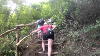 Gros Piton Accent - Full Hike Up