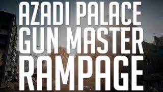 Battlefield 3: Azadi Palace Rampage!