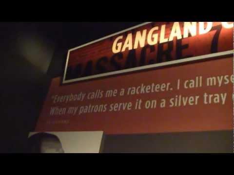 Al Capone Exhibit Chicago History Museum