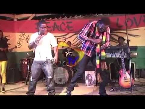 Imuhira bar show BBR and peace and love one stage
