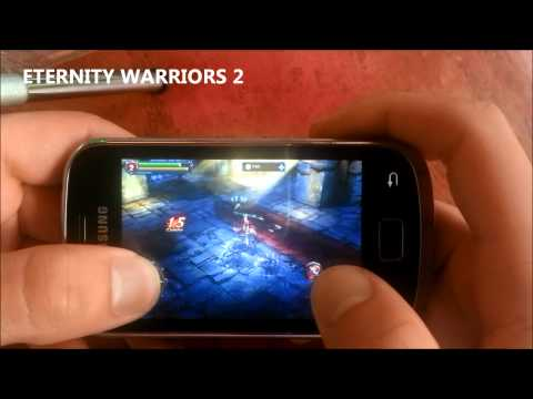 Top 5 Free Games for Android- Samsung Galaxy Mini 2