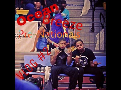 OCEAN BREEZE PRE-NATIONALS INVITATIONAL/VLOG #2: FOLLOWING A TRACK AND FIELD ATHLETE