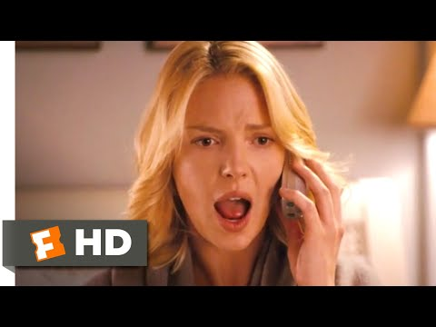 The Ugly Truth (2009) - You're A Dog! Scene (1/10) | Movieclips