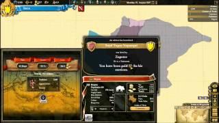 Let's play Europa Universalis III Divine Wind: Incas part 1