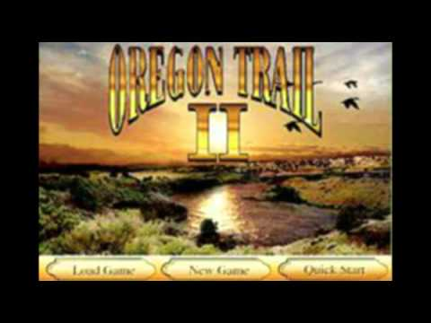 "Oregon Trail II Music - ""Old Dan Tucker"" (Trading Post)"