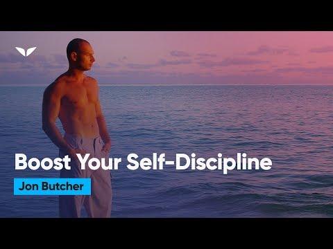 How Does Self-Discipline Lead to Success? | Jon Butcher