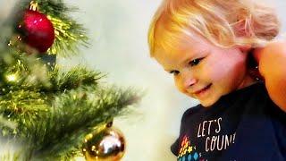 MOVING + CHRISTMAS Set Up🎄