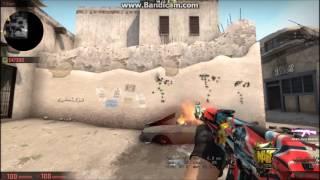 Spray control for M4A1-S & AK-47 (CS: GO)