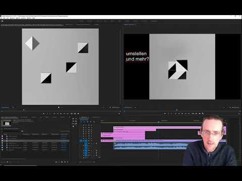 Adobe Premiere Pro Tutorial Frame Hold + Add German Characters