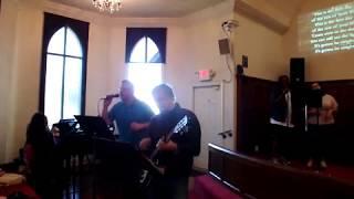 """Hold Us Together"" (Matt Maher cover) KyleUMC Praise Band 1/20/19"
