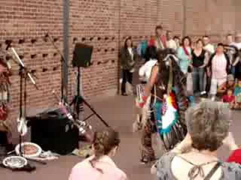 Armada chant et danse péruvienne