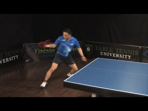 How To Train Without A Serious Partner - Table Tennis University