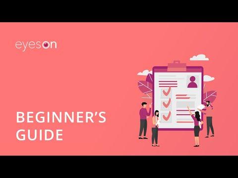 eyeson | Beginner's Guide | Tutorial