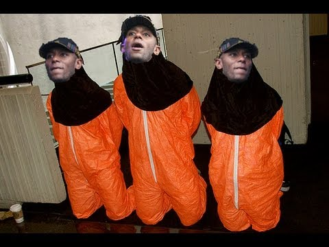 Yasiin Bey aka Mos Def force fed Guantánamo Bay procedure Style Reaction (RE-upload)