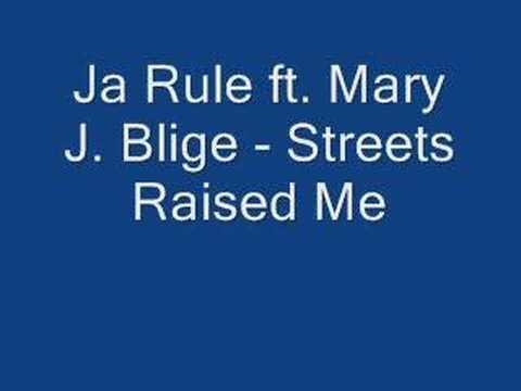 Ja Rule ft. Mary J. Blige - Streets Raised Me