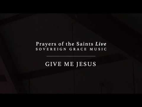 Give Me Jesus [Official Lyric Video]