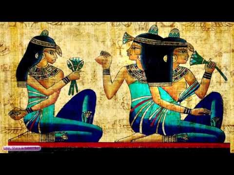 Egyptian Music   Hieroglyphics   Relaxing Traditional Egyptian Music