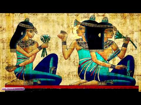 Egyptian Music | Hieroglyphics | Relaxing Traditional Egyptian Music