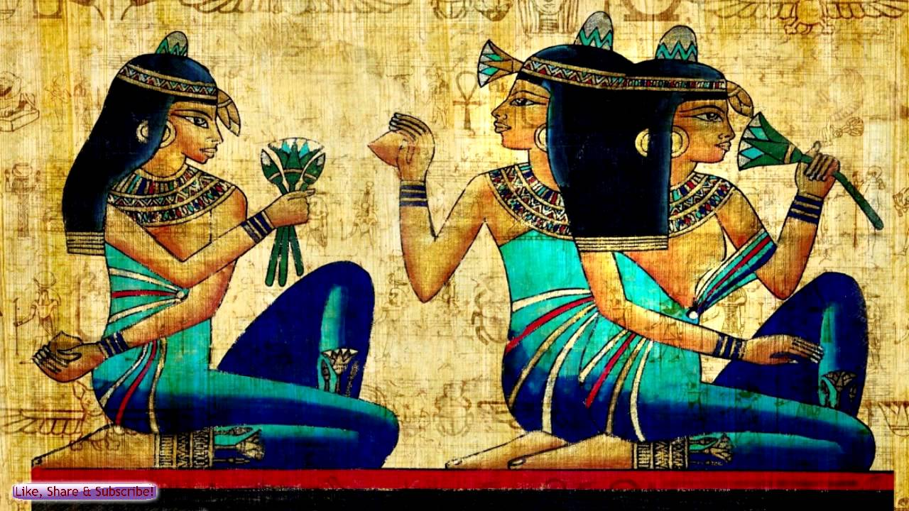 musique relaxation egyptienne