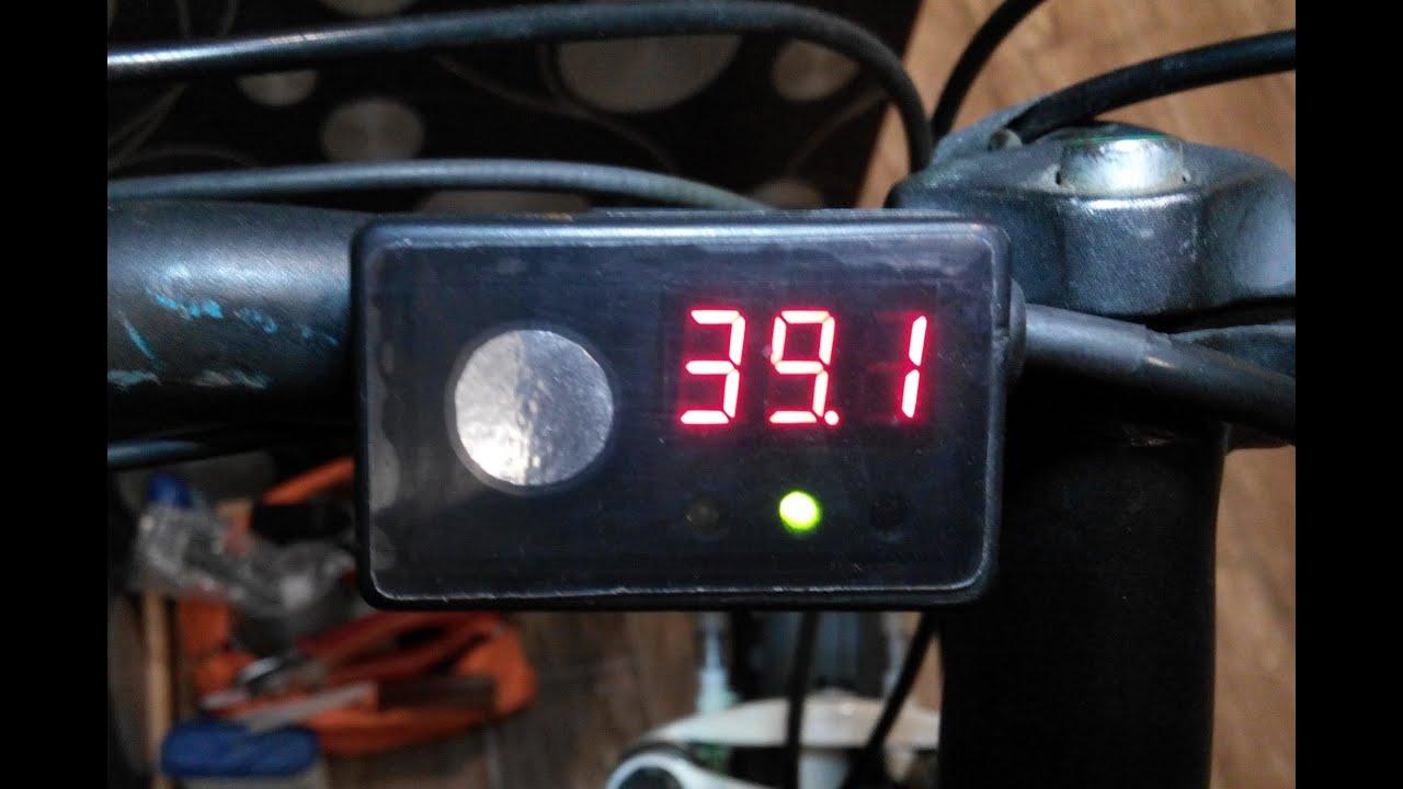 Спидометр для велосипеда своими руками фото 311
