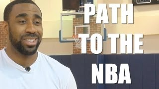 The path to the NBA with Reggie Williams