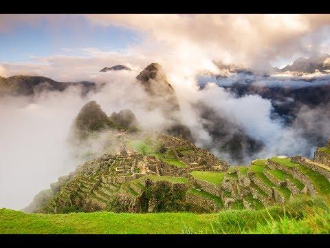 Machu Freakin' Picchu is AMAZING   I   Machu Picchu Peru Travel Vlog