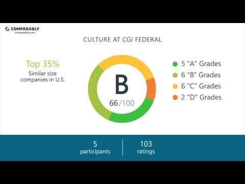 CGI Federal Culture - October 2017