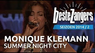 Monique Klemann - Summer night city - De Beste Zangers van Nederland