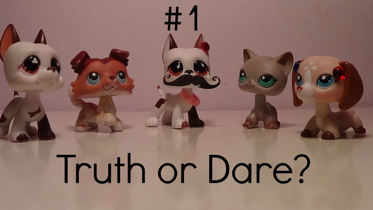 Lps truth or dare 1 youtube
