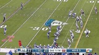 Colts Attempt Dumbest Trick Play Ever, Fail Miserably