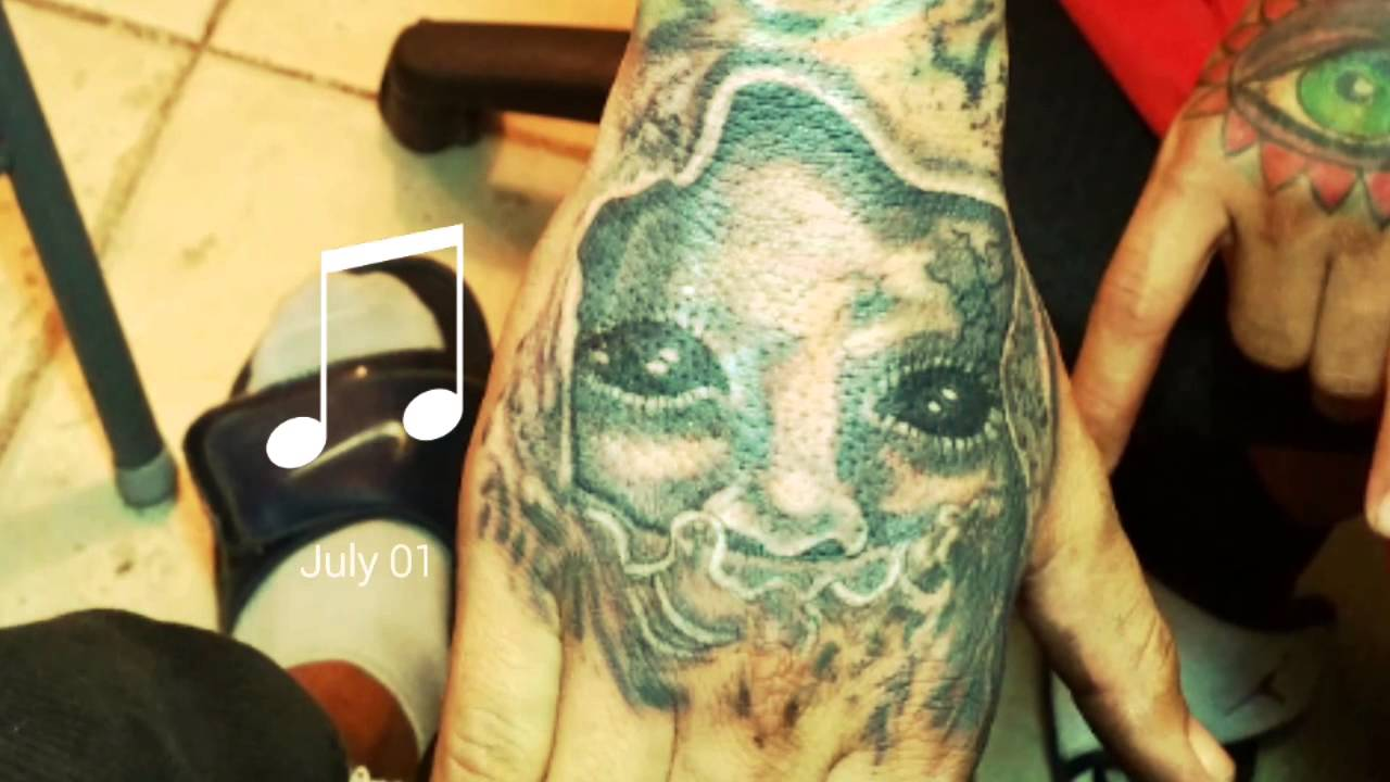 Monster ink Tattoos jose vega Puerto rico - YouTube