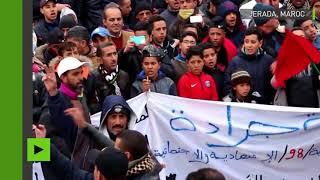 Maroc : grève générale dans l'ancienne ville minière de Jerada