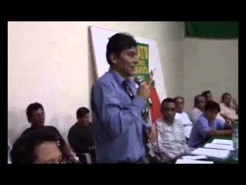 CANAL 33: ABOGADO MIGUEL ANGEL FERNANDEZ JAUREGUI ASESOR LEGAL DE SINDICATO CARTAVIO 2DA PARTE