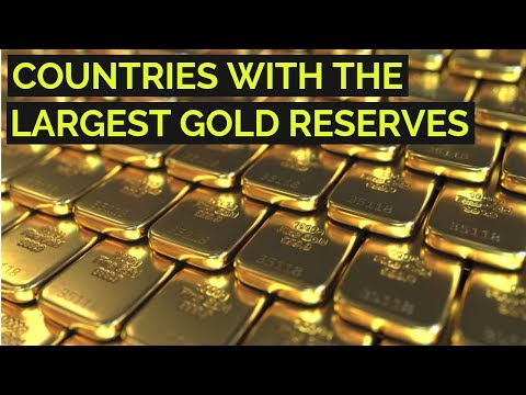 Top 10 Countries With Largest Gold Reserves 💰