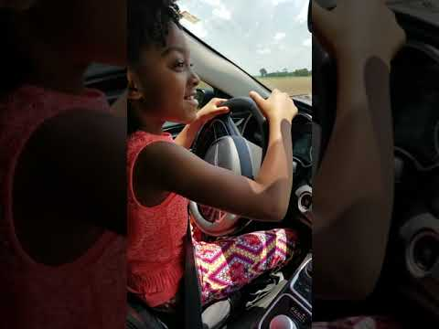 Half Pint Driving Lessons in the country