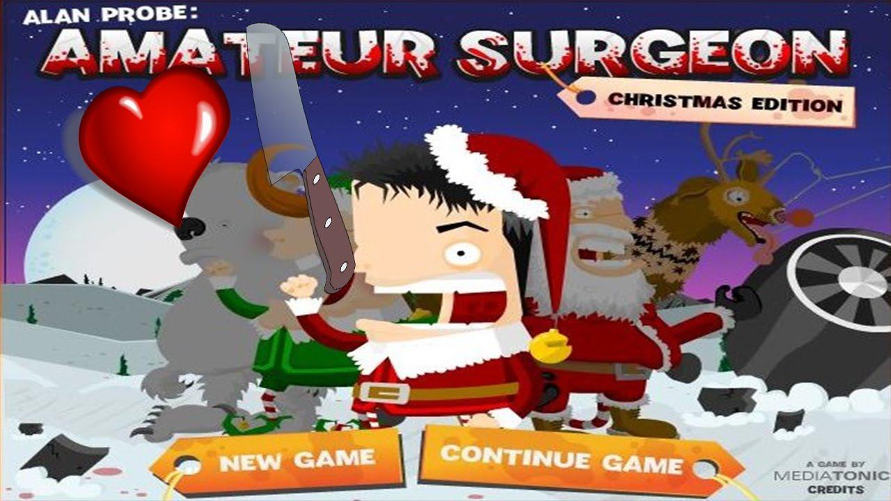 Amateur surgeon chrismas edition