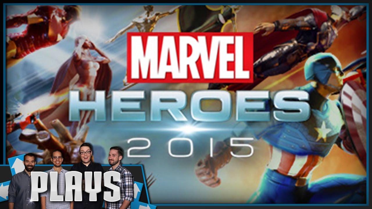 Marvel Heroes Spiel