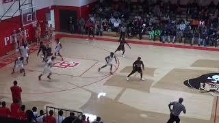 Travarus Shead #3 Sophomore Basketball Highlights