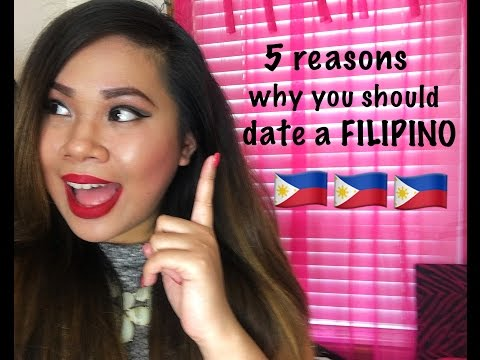 5 Reasons Why You Should Date A FILIPINO🇵🇭