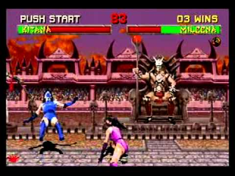 mortal kombat 2 arcade emulator