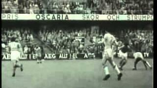 BRASIL FRANCIA SEMIFINALES WORLD CUP 1958