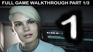 Mass Effect: Andromeda Full Game Walkthrough - No Commentary Part 1/3