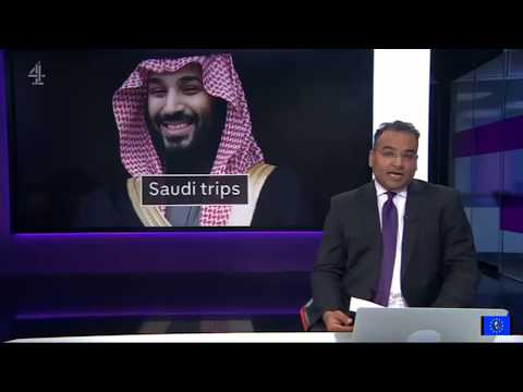 UK MPs accept £100,000s in free trips from Saudi Arabia