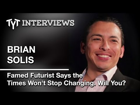 Will You Be A Part of Change Or A Victim Of It? Brian Solis interview w/ Cenk Uygur