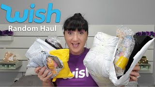 WISH Random Haul   August 2021   Make Your Own Edible Candy Sushi And More