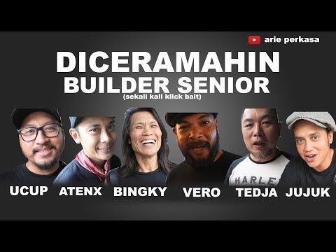 pesan dari builder senior di Indonesia