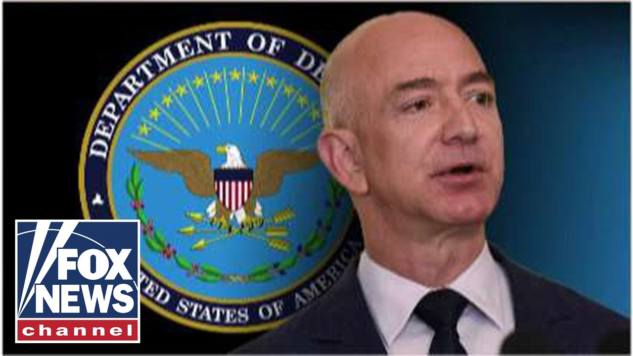 FOX News Swamp Watch: Amazon's shady dealings in lobbying and within the government