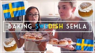 HOW TO BAKE SWEDISH SEMLA